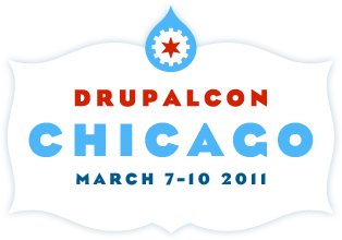 Drupalcon Chicago 2011 Logo